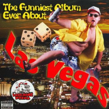 Sleeve for 'The funniest las vegas album ever'