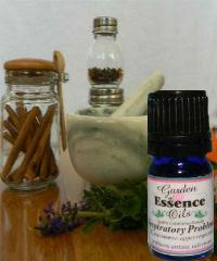 Garden Essence Oils Respiratory Problems