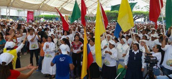 Testigos alegres del Evangelio: de Chiapas a la misión