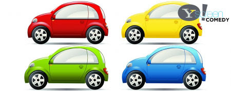 Car colors that birds like to 'target' (ThinkStock)