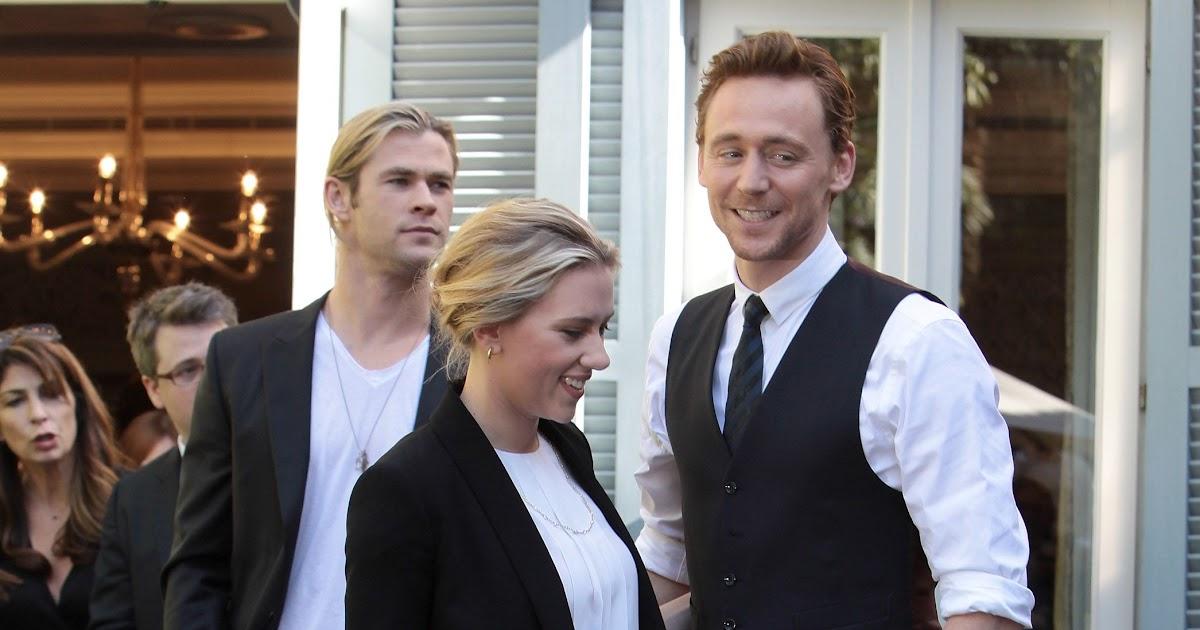 Scarlett Johansson Tom Hiddleston - Scarlett Johansson Movies