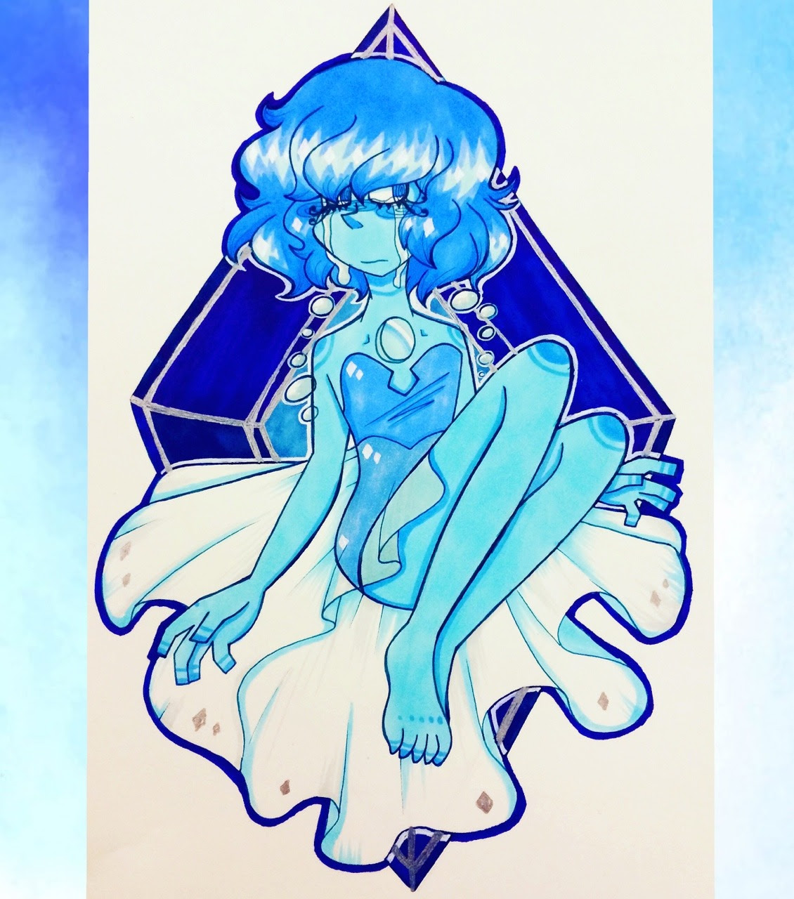 I love Blue Pearl so much,,, 💙💙💙