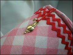 Slip cover embellishments