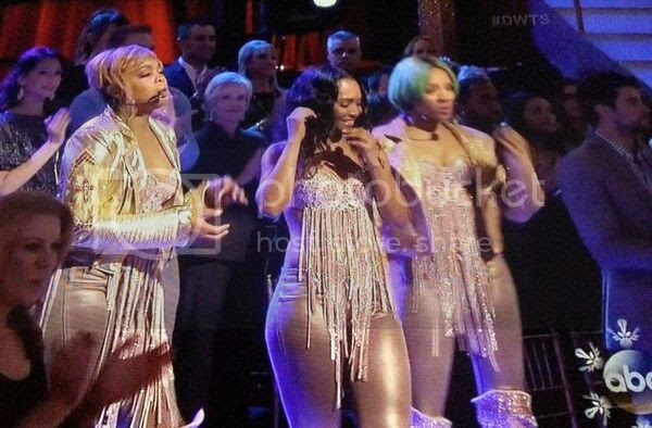Watch: TLC & Lil' Mama perform 'No Scrubs' on 'Dancing With The Stars'...