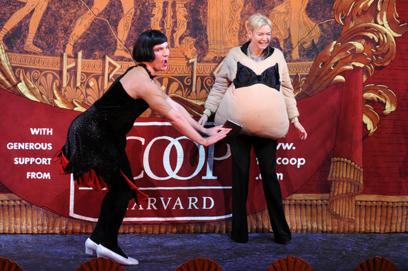 Harvard University's Hasty Pudding Club's 2009 Woman of the Year
