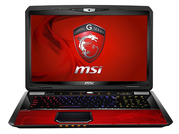 First Haswell gaming laptop revealed MSI GT70 Dragon Edition 2 with GTX780M graphics