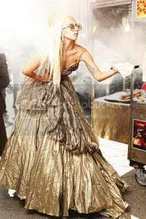 Lady Gaga Vanity Fair Photo Shoot