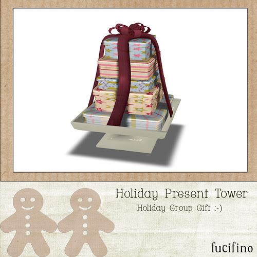 Fucifino Holiday Group Gift