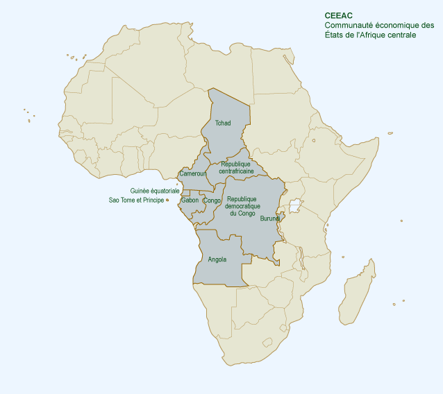 Terrorisme Et Contre Terrorisme En Afrique Centrale Quelle Vision