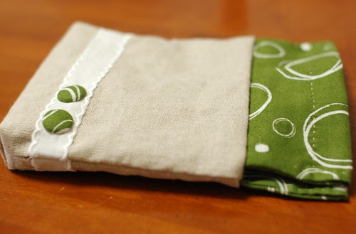 How to make a petit pouch 33