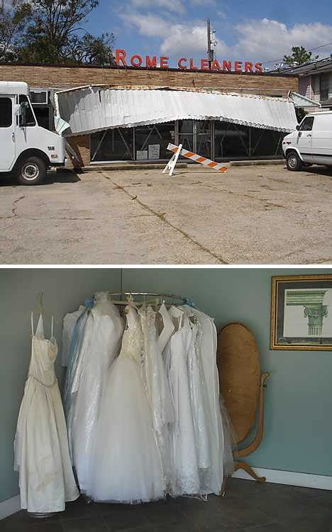 The Way We Wore: 12 Clothesed & Abandoned Dry Cleaners