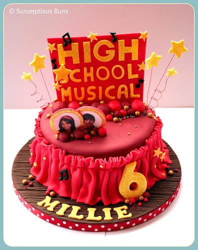High School Musical by Scrumptious Buns (Samantha)