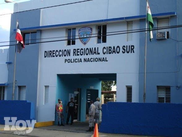 policia regional sur