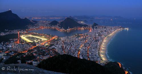 Brazil - Rio de Janeiro por .**rickipanema**.