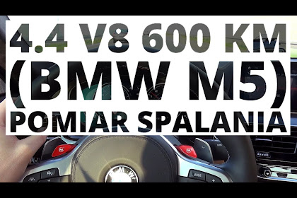Bmw E60 M5 Spalanie