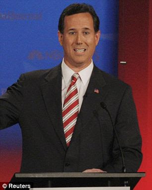 Republican presidential candidate Rick Santorum told Piers Morgan that he believes abortion is wrong, even in the case of rape