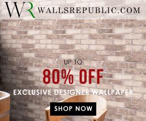 Walls Republic Designer Home Wallpaper Sale