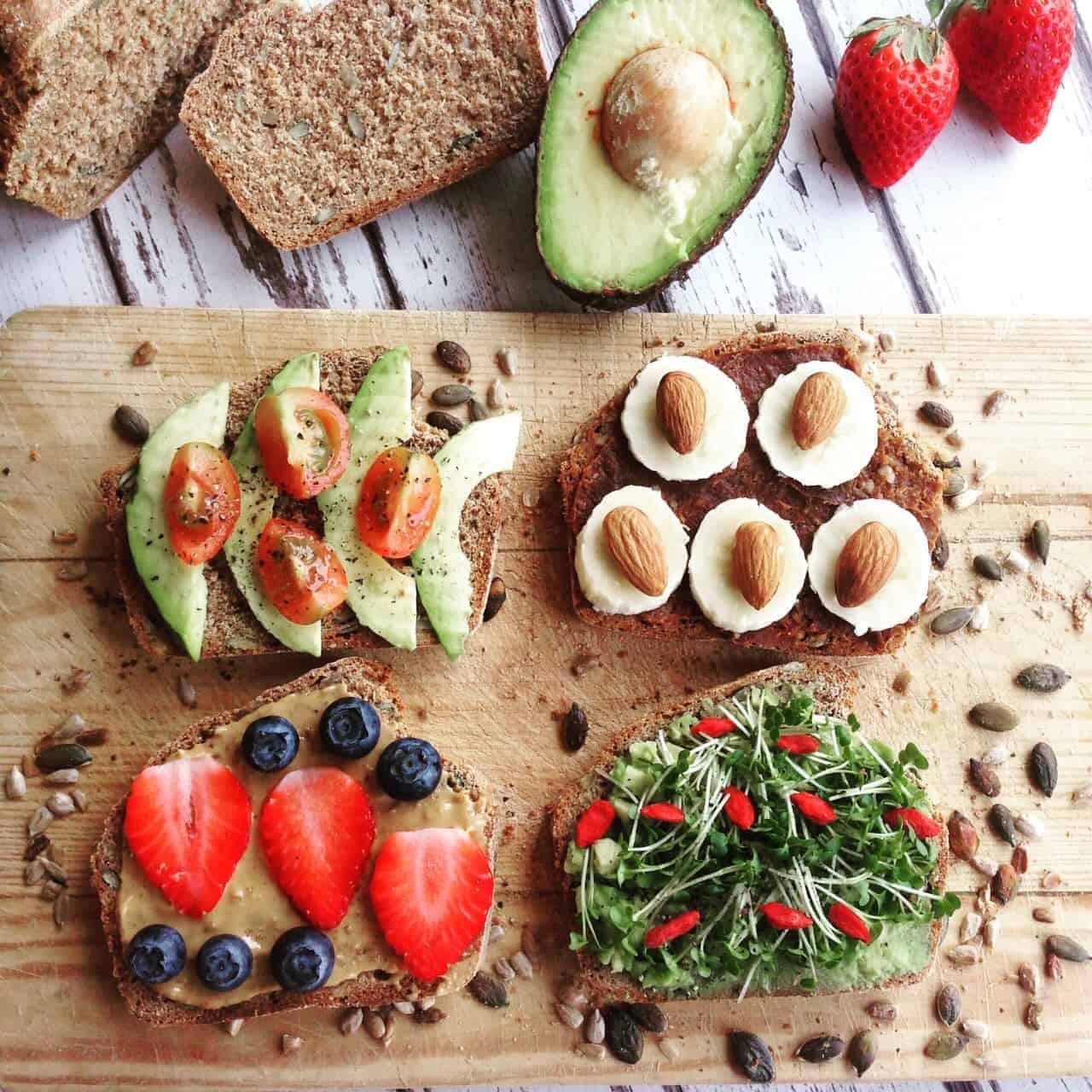 Clean Eating Homemade Bread Recipe - 5 ingredients