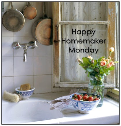 Happy Homemaker Monday - 06/30/2014