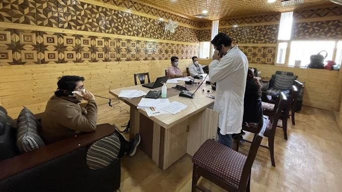 Jammu Kashmir: नॉन-कोविड मरीजों के लिए बड़ी पहल, शेर ए कश्मीर इंस्टिटयूट में बनाया गया Tele Clinic