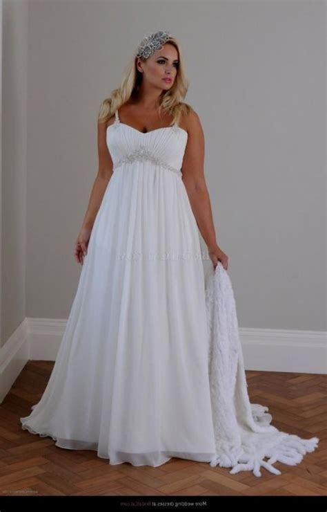 plus size beach wedding dresses 2016 2017   B2B Fashion