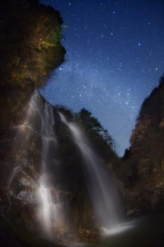 Three Milky  Ways por masahiro miyasaka