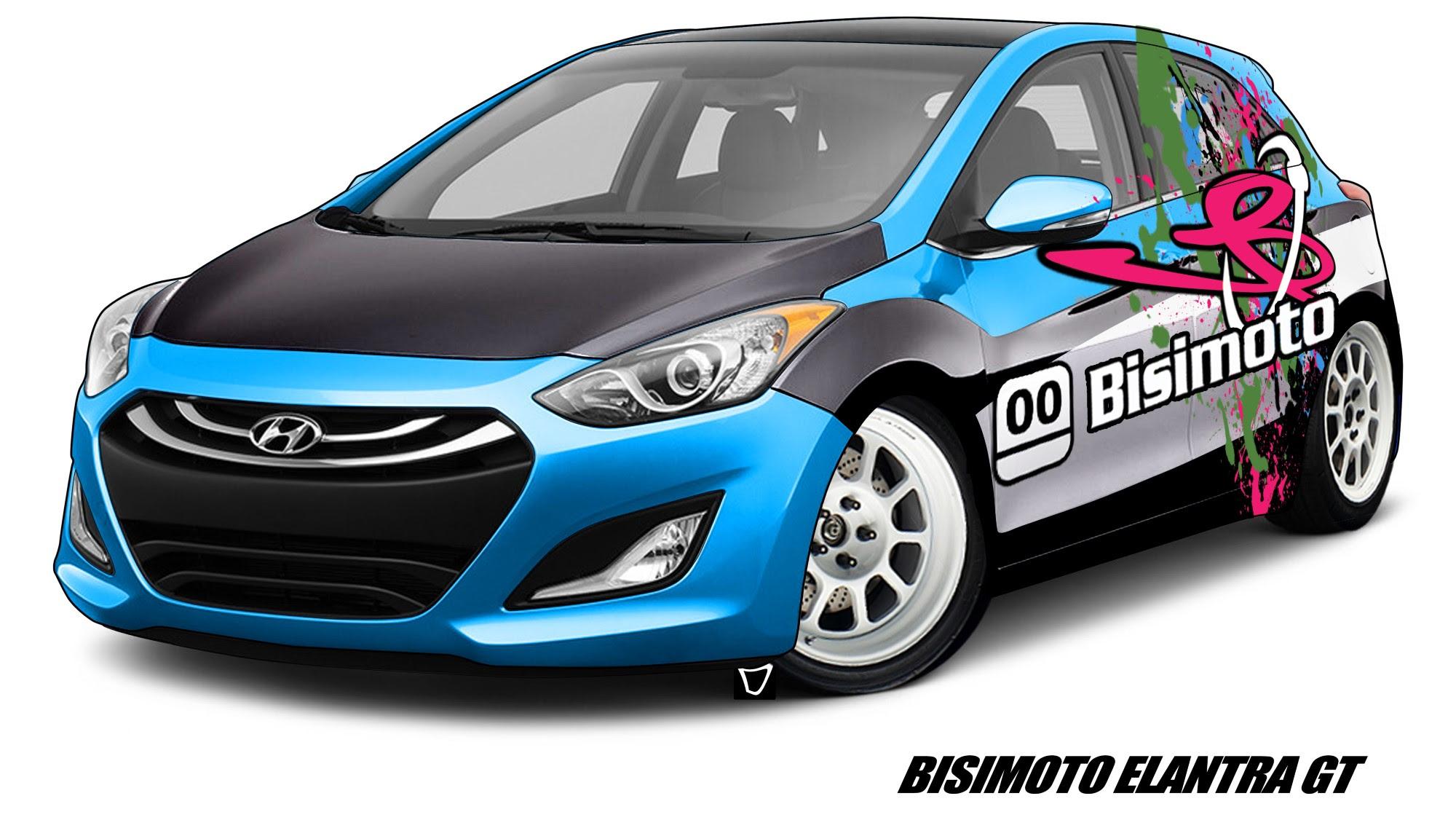 Bisimoto Hyundai Elantra GT Brings 600 HP To SEMA