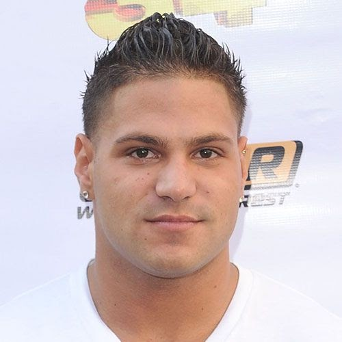 Pauly D Haircut Style - hairstyle how to make