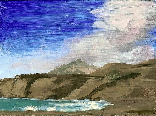 """The Cliffs at Goat Rock"""