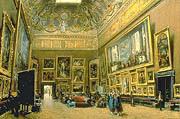 Джузеппе Кастиглион. Изображён музей Лувр в 1865 году.