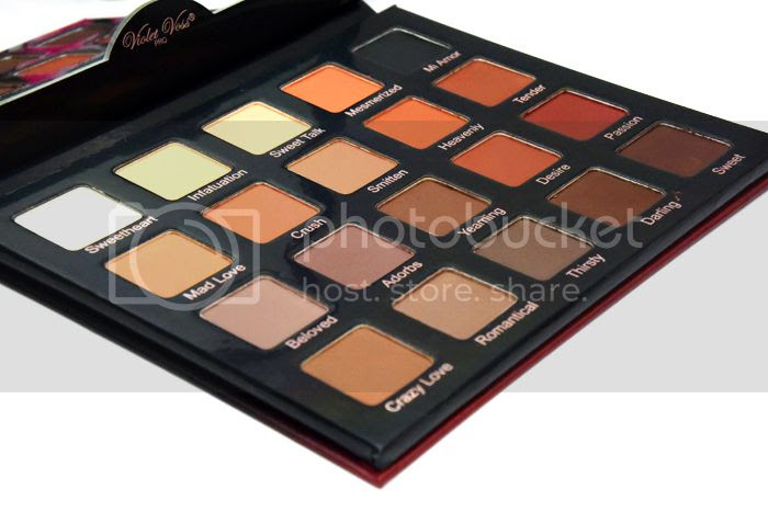 Matte About You Pro Eyeshadow Palette by Violet Voss Cosmetics #15