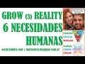 GROW (3) REALITY: Seis necesidades humanas @Nego2CIO @EPsicofisico @SchmitzOscar #coaching #psicofisico