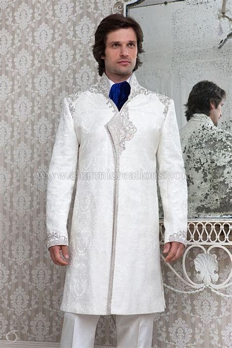 Indian Wedding Groom Suits & Sherwani Design for Mens