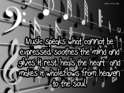 Music Speaks What Cannot Be Expressed Quotespicturescom