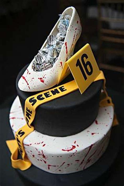 Crime Scene Birthday Party Ideas   Photo 3 of 16   Catch