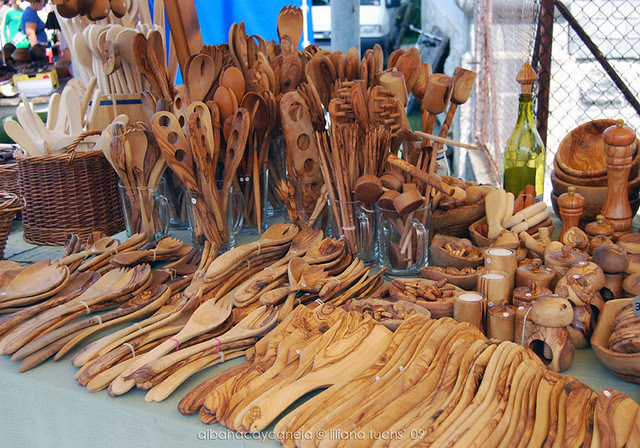 Wood objects