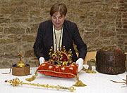 Eliska Fucíková, de la Oficina presidencial de la República Checa, foto: CTK