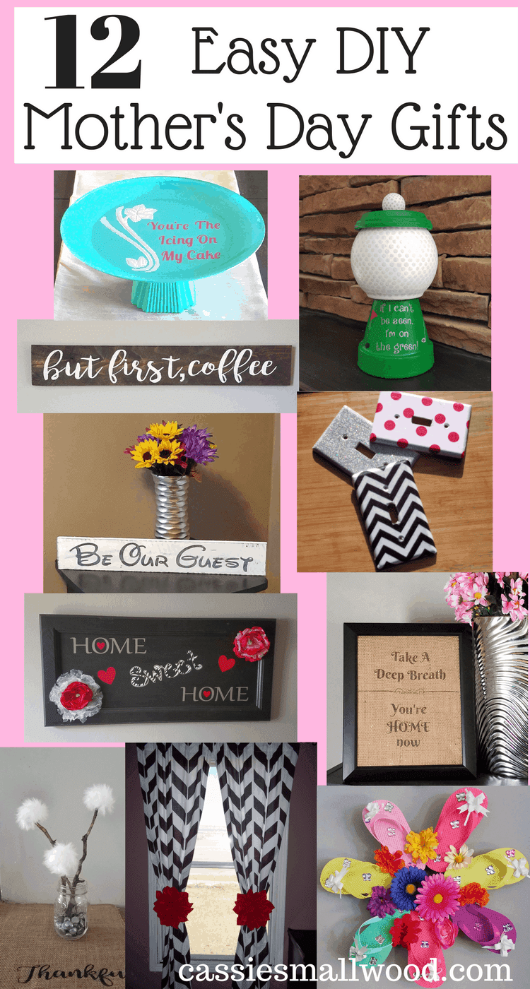 12 Mothers Day Crafts For A Daughter To Give Her Mom Cassie Smallwood