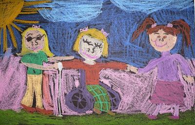 Resim öğretmeni Engelliler Haftası 10 16 Mayıs