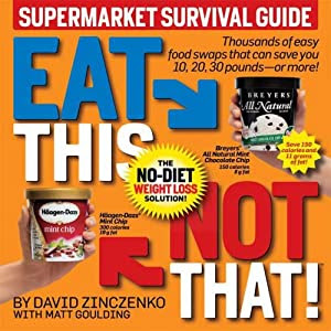 """Cover of """"Eat This Not That! Supermarket ..."""