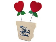 lowe's build and grow Valentines Day