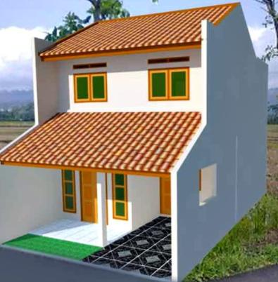 Biaya Bangun Rumah Minimalis 2 Lantai Type 21 Paling Hemat
