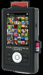 Colorspace UDMA Portable Hard Drive