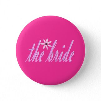 the bride button