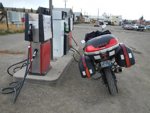 Gas in Wilsall, MT