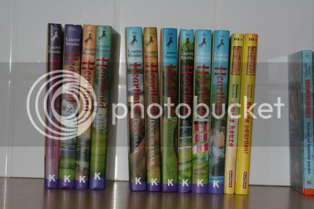 Mijn Paardendagboek!: Heartland!
