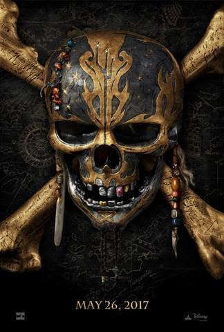 Walt Disney Studios Motion Pictures, PIRATES OF THE CARIBBEAN series, 2017 movies