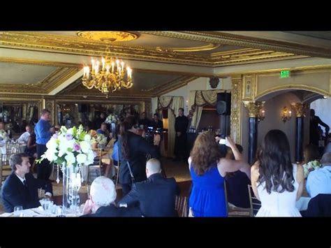 Wedding Trump National Palos Verdes DJ   YouTube
