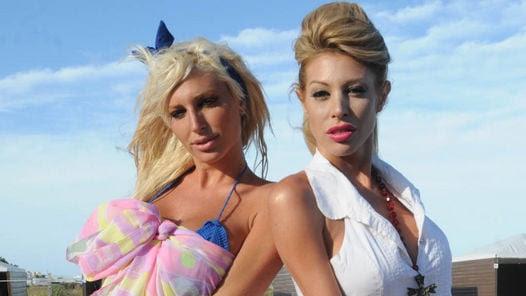 Victoria y Stefanía Xipolitakis, las lobas de Mar del Plata.