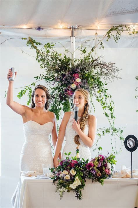 Virginia music festival inspired wedding   Equally Wed